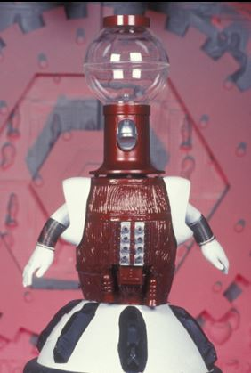 A gumball machine that was not, unfortunately, imbued with the power to make hilarious comments. Source: MST3K Wiki